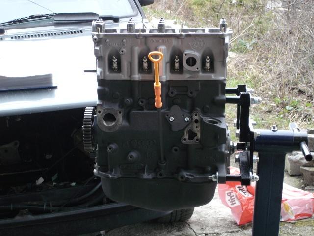 [ VW Golf 2 GTI an 85 ] pb de démarrage et révision moteur. - Page 4 Culass13