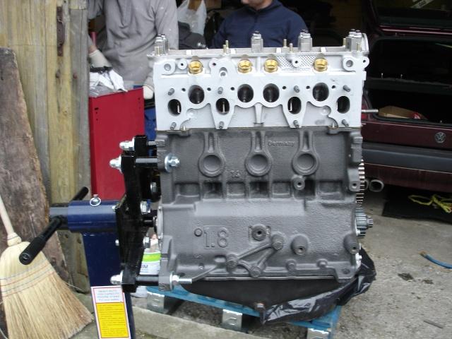 [ VW Golf 2 GTI an 85 ] pb de démarrage et révision moteur. - Page 4 Culass14