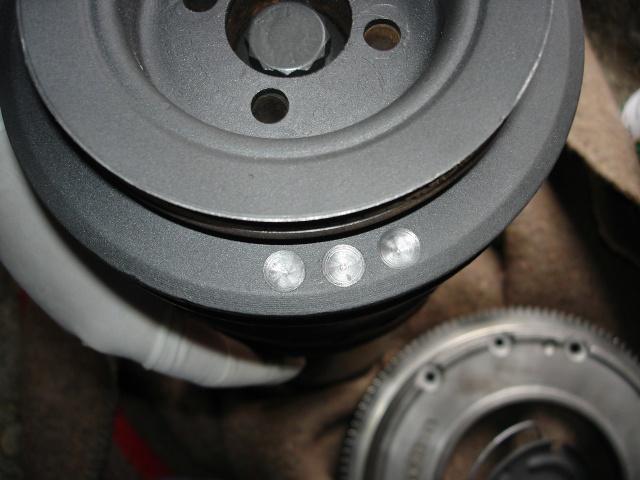 [ VW Golf 2 GTI an 85 ] pb de démarrage et révision moteur. - Page 4 Equili11