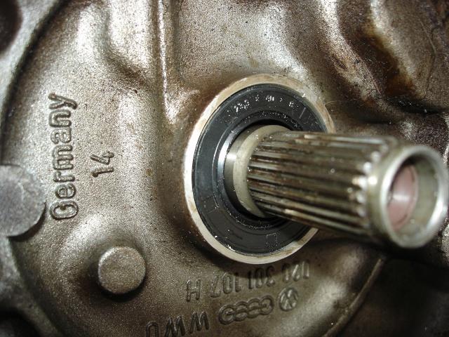 [ VW Golf 2 GTI an 85 ] pb de démarrage et révision moteur. - Page 5 Joint_21