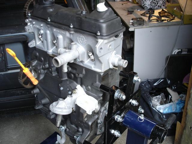 [ VW Golf 2 GTI an 85 ] pb de démarrage et révision moteur. - Page 4 Moteur13