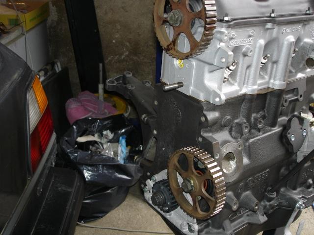 [ VW Golf 2 GTI an 85 ] pb de démarrage et révision moteur. - Page 4 Moteur14