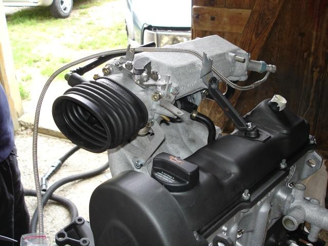 [ VW Golf 2 GTI an 85 ] pb de démarrage et révision moteur. - Page 5 Moteur20