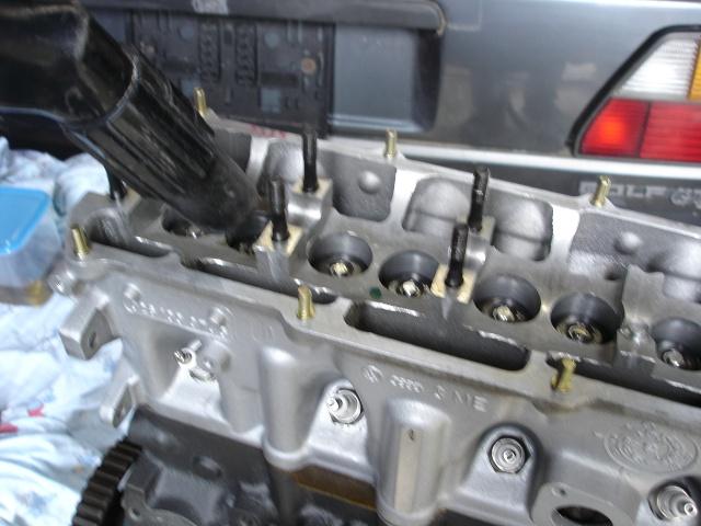 [ VW Golf 2 GTI an 85 ] pb de démarrage et révision moteur. - Page 4 Nettoy11