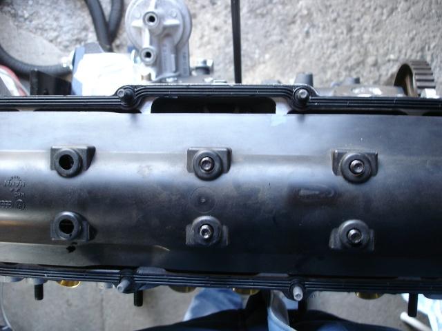 [ VW Golf 2 GTI an 85 ] pb de démarrage et révision moteur. - Page 4 Pose_d10