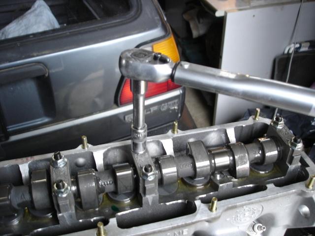 [ VW Golf 2 GTI an 85 ] pb de démarrage et révision moteur. - Page 4 Serrag11