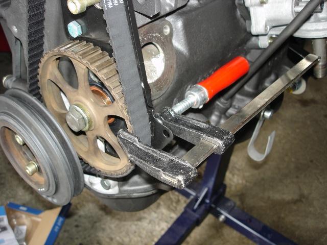 [ VW Golf 2 GTI an 85 ] pb de démarrage et révision moteur. - Page 5 Serre_10