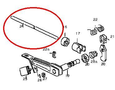 [ VW Golf 2 GTI an 85 ] pb de démarrage et révision moteur. - Page 4 Tige10