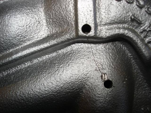 [ VW Golf 2 GTI an 85 ] pb de démarrage et révision moteur. - Page 4 Trou__10