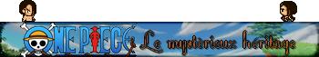 One Piece Le mystèrieux héritage Logopr10