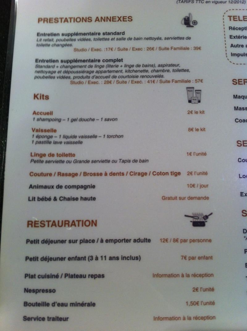 [Hôtel de Proximité] HiPark Résidences - Serris Val d'Europe - Page 4 Vacanc10