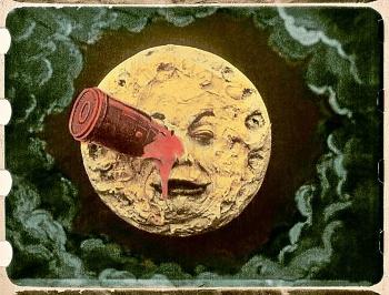 1902 - Le voyage dans la Lune - Georges Méliès Voyage10