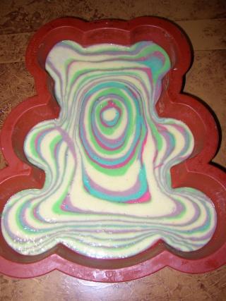 gâteaux multicolores du Carnaval Gateau14