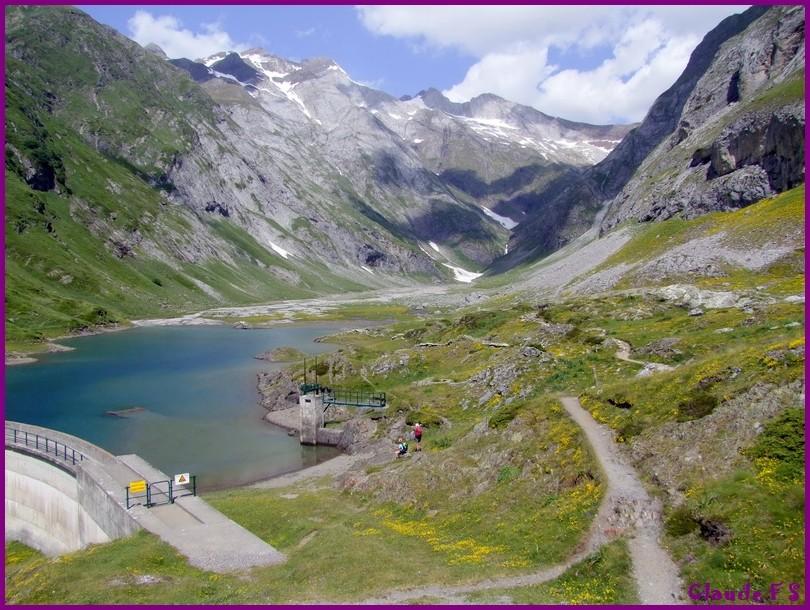 Barrage d'Ossoue Barrag24