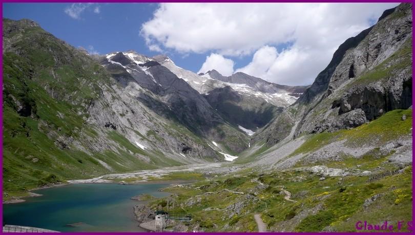 Barrage d'Ossoue Barrag27