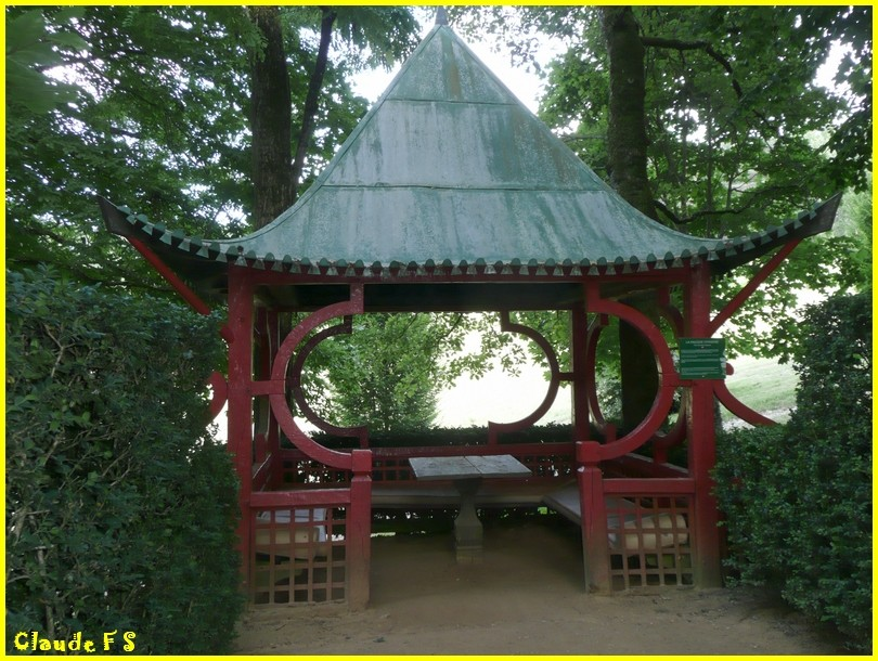 Les Jardins du Manoir d' Eyrignac en Dordogne Jardin33