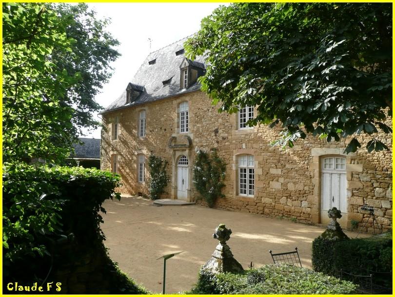 Les Jardins du Manoir d' Eyrignac en Dordogne Jardin38