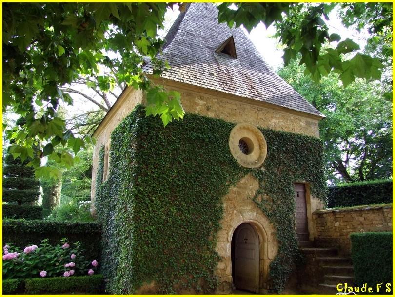 Les Jardins du Manoir d' Eyrignac en Dordogne Jardin40