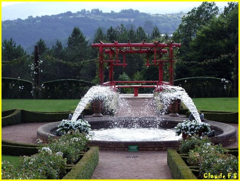 Les Jardins du Manoir d' Eyrignac en Dordogne Jardin47