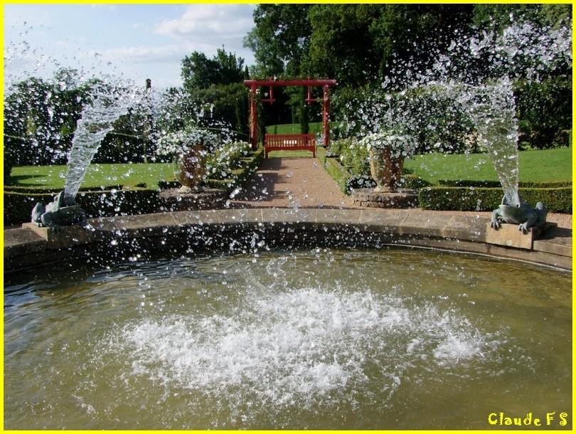 Les Jardins du Manoir d' Eyrignac en Dordogne Jardin48