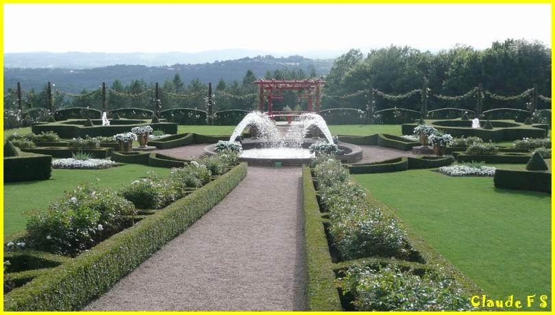 Les Jardins du Manoir d' Eyrignac en Dordogne Jardin49