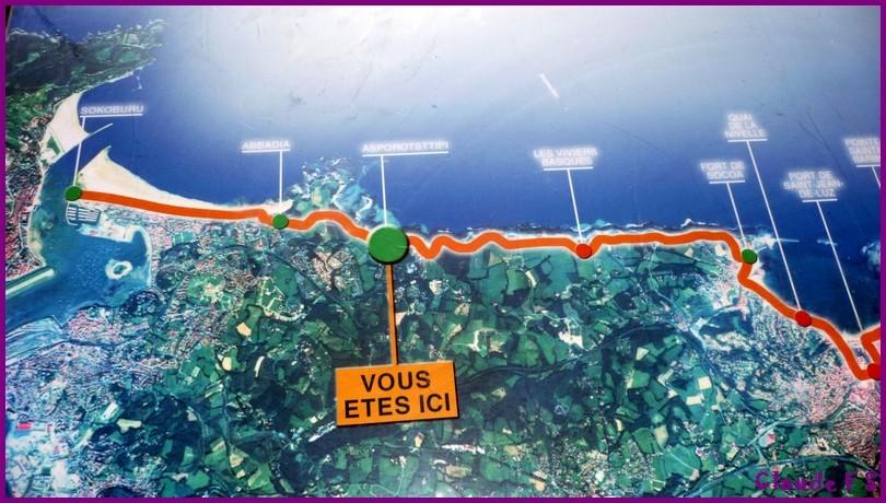 Entre Socoa et Hendaye Parcou10