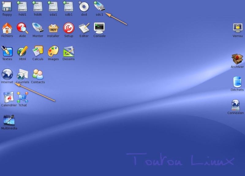 Linux depuis un CD ou une clef USB (navigation ou secours) 2008-057
