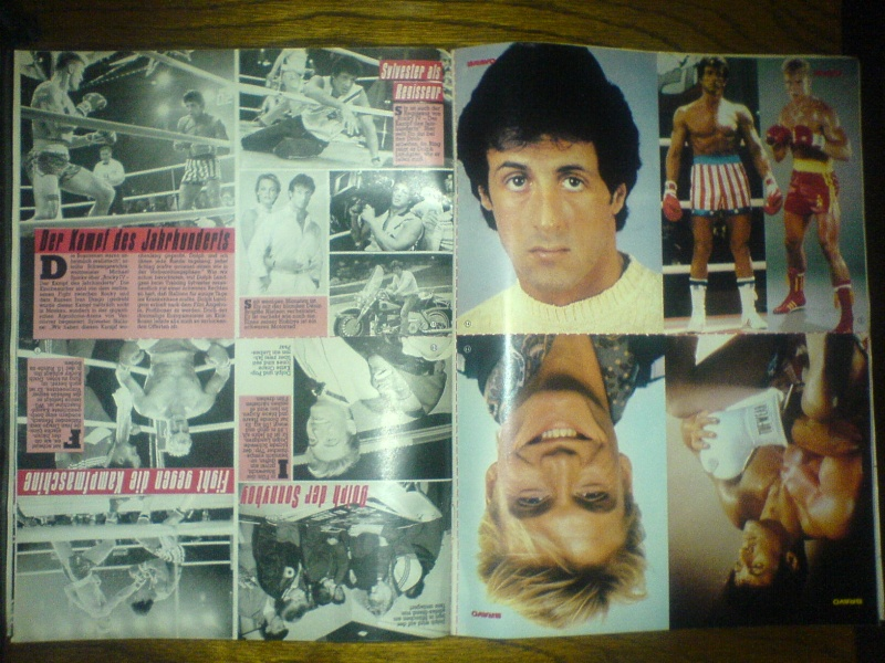 collection Rocky Balboa Gold Dsc00011