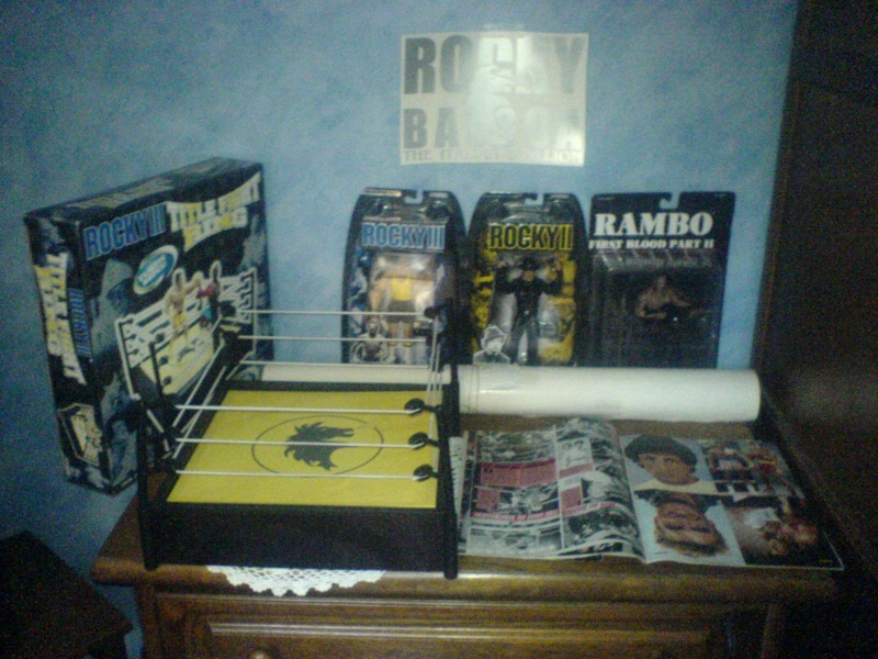 collection Rocky Balboa Gold Dsc00013