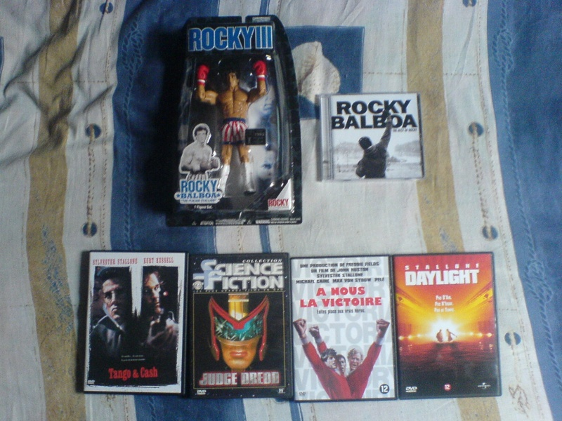 collection Rocky Balboa Gold Dsc00019