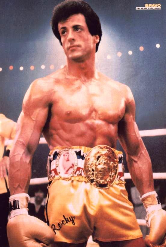 collection Rocky Balboa Gold Rocky310