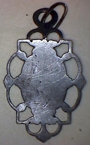 Médaille (avec calice) 1ère moitié XXème représentant le Saint Sacrement Medail15