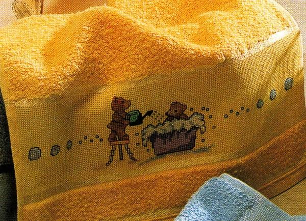 Un projet... (une serviette) Vauban10