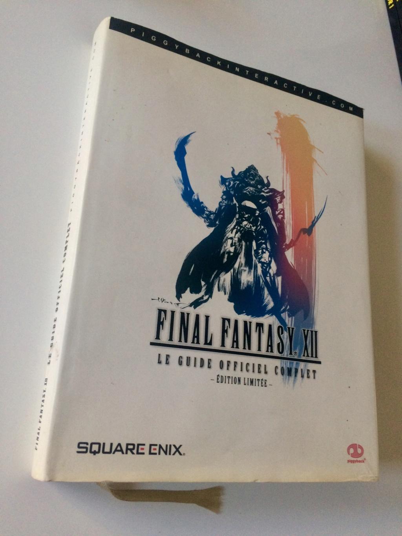 EST Guide Final Fantasy XII ed. limitée 2fab6b10