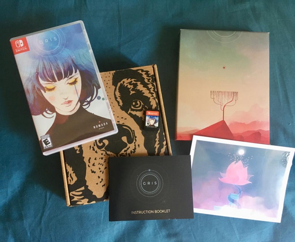 [VDS] Samurai Shodown Shockbox Gold Edition, GRIS first print, Skyrim, Lapis XL, Ghost Blade, Riot 9fe91210