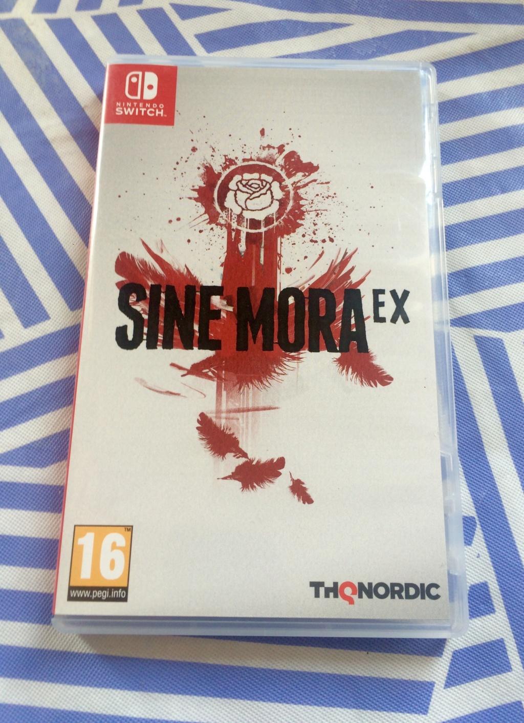 [VDS] Sine Mora EX - 13 euros Fullsi13