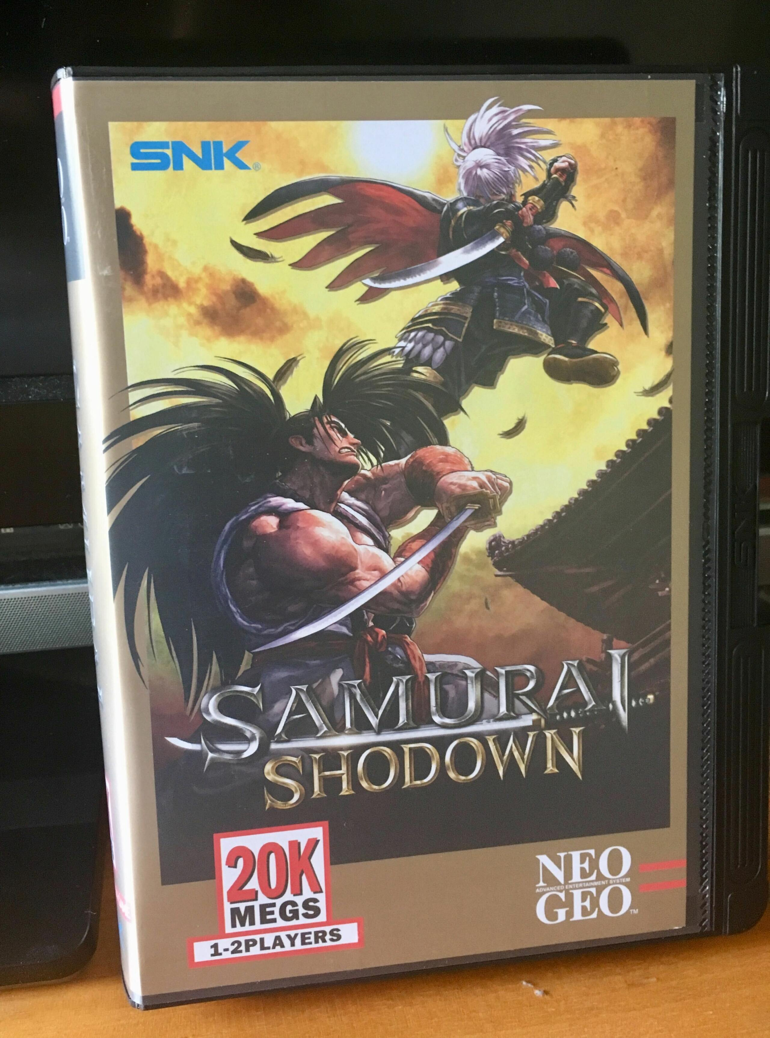 [VDS] Samurai Shodown Shockbox Gold Edition, GRIS first print, Skyrim, Lapis XL, Ghost Blade, Riot Image_15
