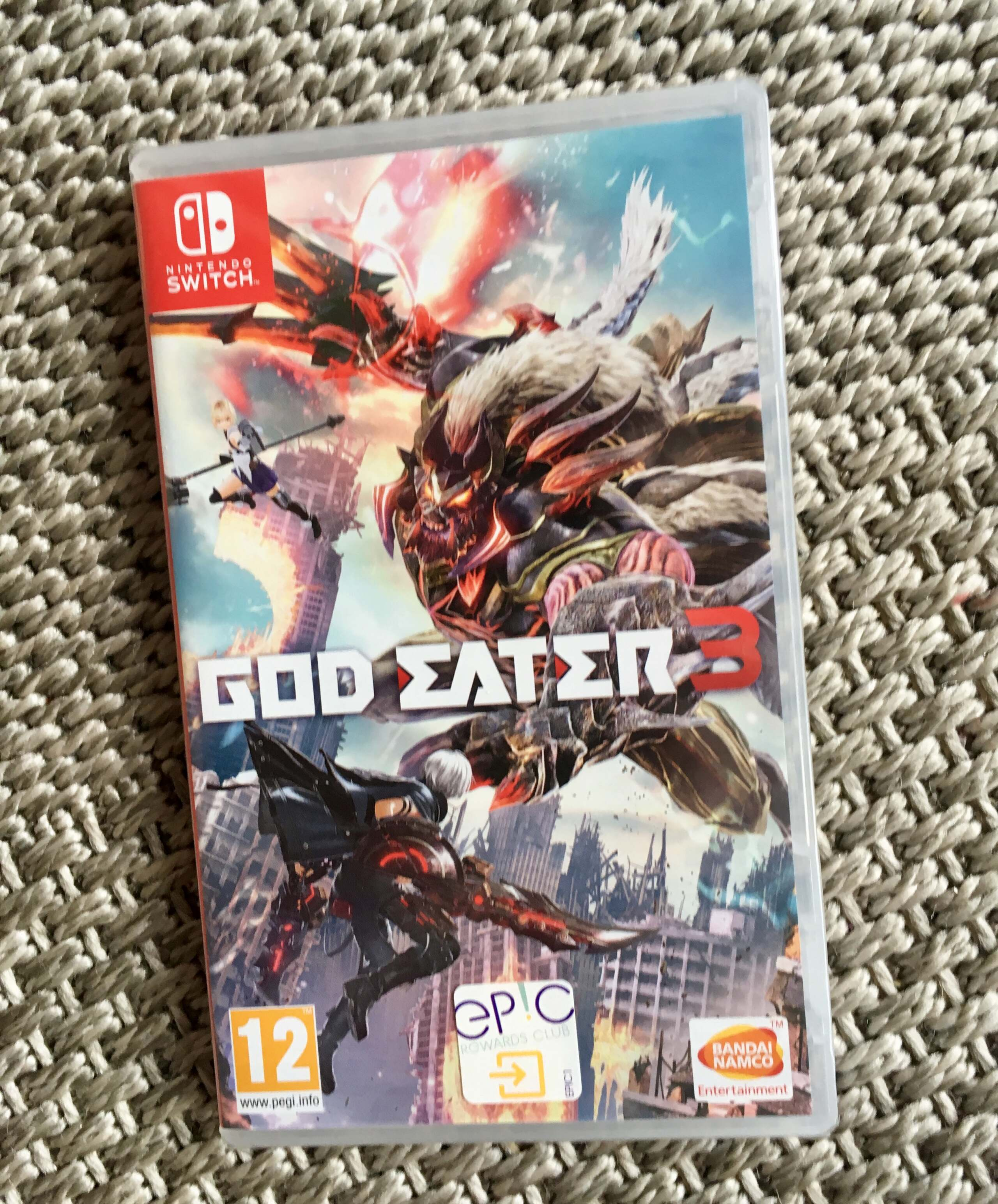 [VDS/ECH] Megaman Zero / ZX collection, God Eater 3 neuf Img_3511