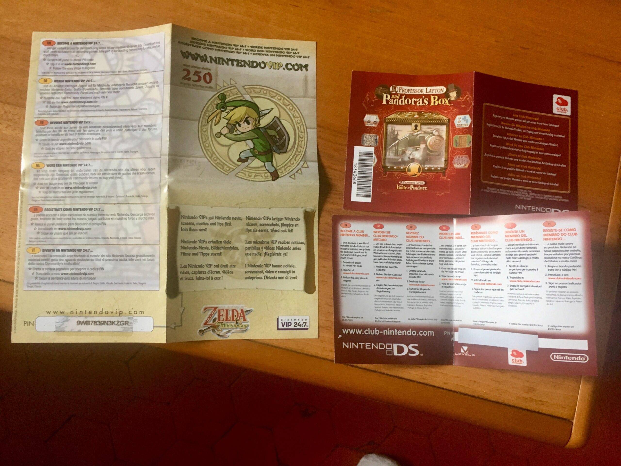 [VDS-ECH] plein d'orphelins: Boite+notice wiiU pack MKSplatoon, Notice Megadrive N64 Ps1, Boite notice R-Types, Pokemon Img_3812