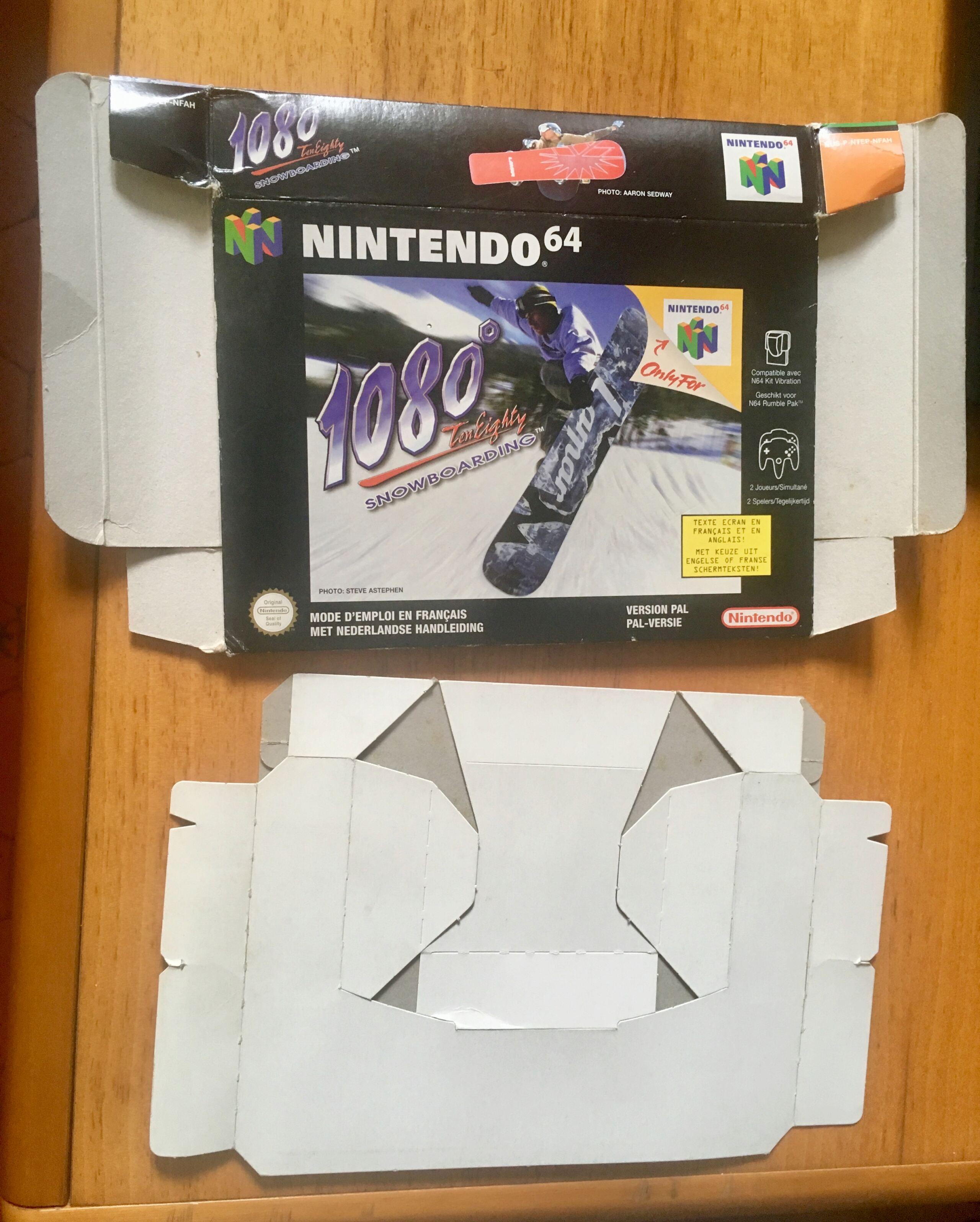 [VDS-ECH] plein d'orphelins: Boite+notice wiiU pack MKSplatoon, Notice Megadrive N64 Ps1, Boite notice R-Types, Pokemon Img_3813
