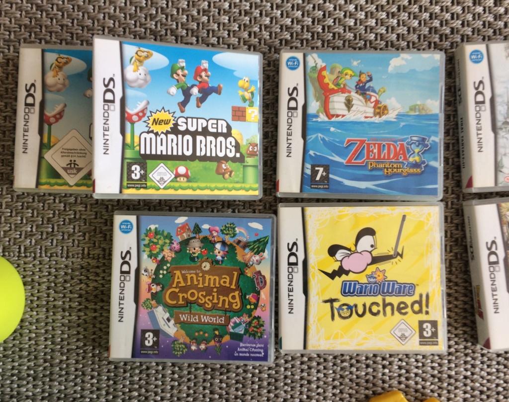 [VDS] Pleins de jeux 3DS, DS, GC, Wii U, goodies Img_8611