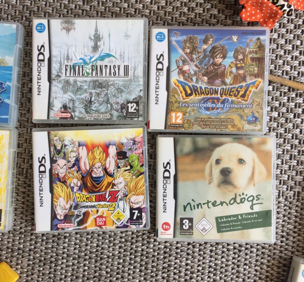 [VDS] Pleins de jeux 3DS, DS, GC, Wii U, goodies Img_8612
