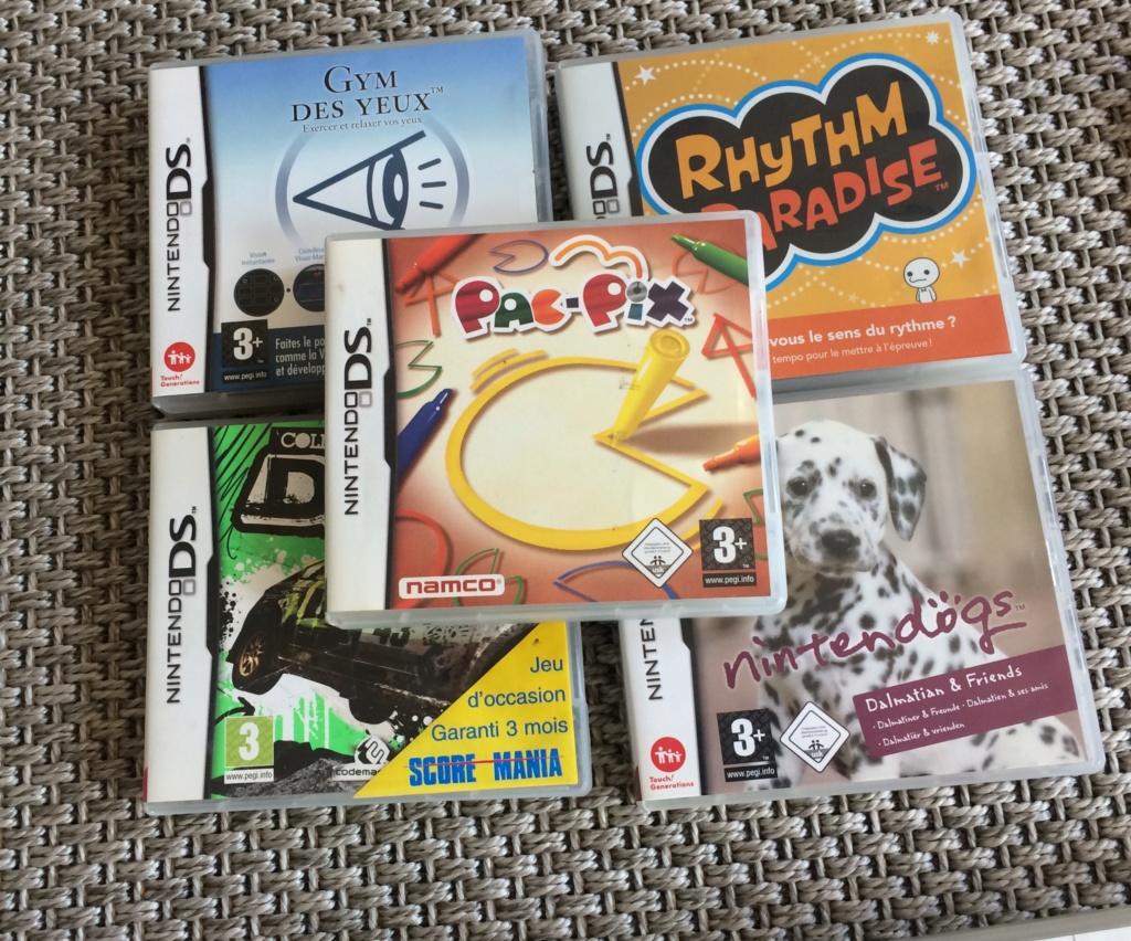 [VDS] Pleins de jeux 3DS, DS, GC, Wii U, goodies Img_8613