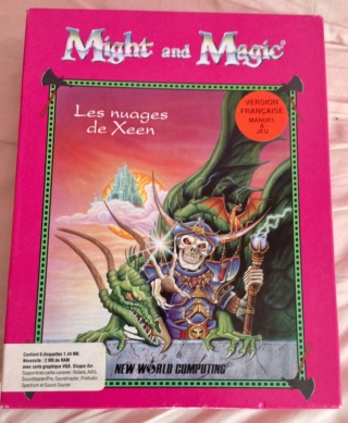 [EST] Might & Magic IV: Les nuages de Xeen PC - Big box - version française complète Img_9412