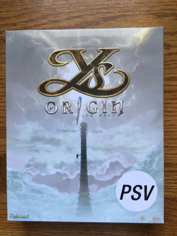 [VDS] 2 collectors neufs LimitedRun: Wonderboy + Ys:Origins + cartes S-l16010