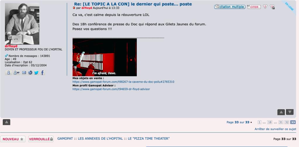 LES EVOLUTIONS DE L'HOPITAL / LA BOITE A IDEES - Page 17 Screen68