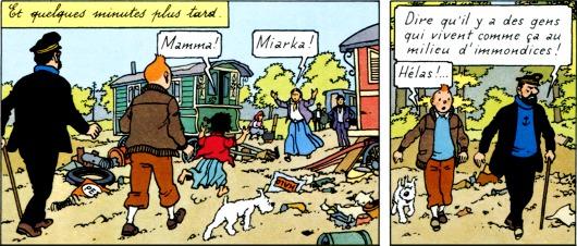 Tintin VS Astérix, FIGHT!!! - Page 4 Tintin11