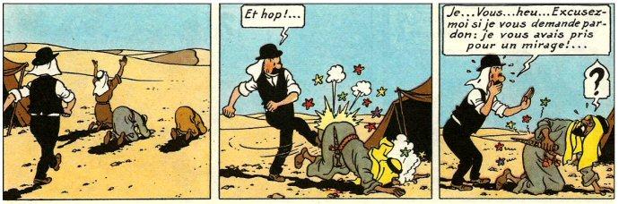 Tintin VS Astérix, FIGHT!!! - Page 4 Tintin13