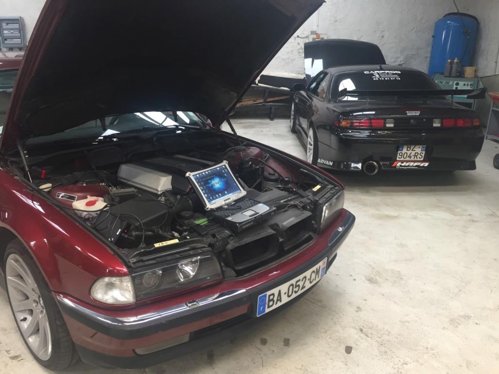 Reprog Flex fuel - Ethanol + SP98 Ea31e410