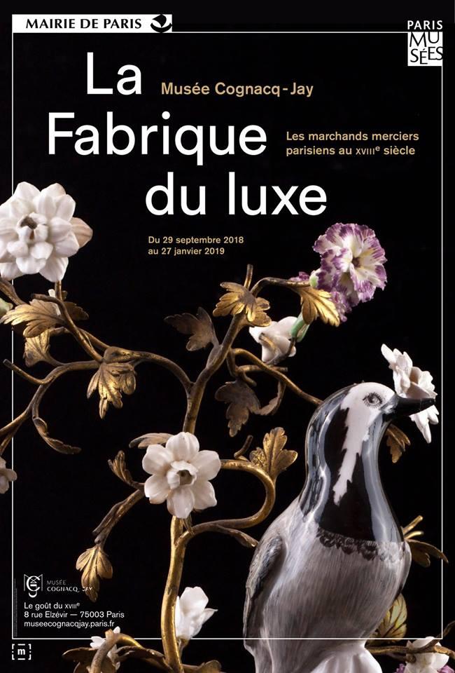 Exposition à Cognacq-Jay : La Fabrique du luxe - Les marchands merciers parisiens au XVIIIe siècle 36490710